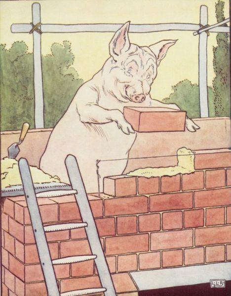 Pig building